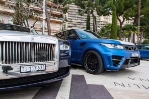 LARTE Design Range Rover Sport WINNER Monte Carlo Monaco 44