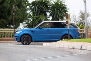 LARTE Design Range Rover Sport WINNER Monte Carlo Monaco 47
