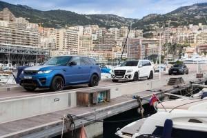 LARTE Design Range Rover Sport WINNER Monte Carlo Monaco 50