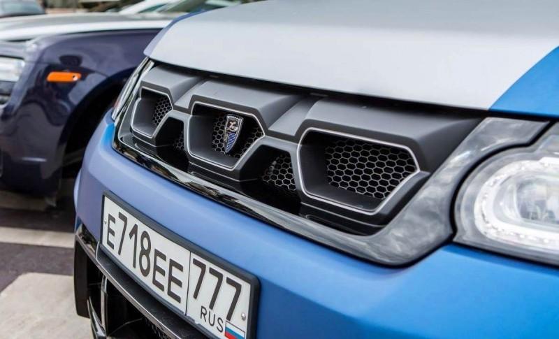 LARTE Design Range Rover Sport WINNER Monte Carlo Monaco 53