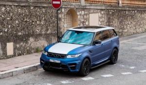 LARTE Design Range Rover Sport WINNER Monte Carlo Monaco 54