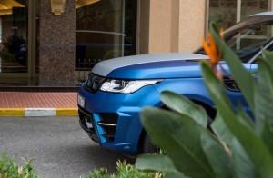 LARTE Design Range Rover Sport WINNER Monte Carlo Monaco 58