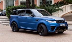 LARTE Design Range Rover Sport WINNER Monte Carlo Monaco 59