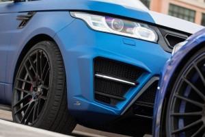 LARTE Design Range Rover Sport WINNER Monte Carlo Monaco 6