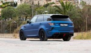 LARTE Design Range Rover Sport WINNER Monte Carlo Monaco 61