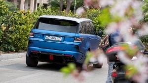 LARTE Design Range Rover Sport WINNER Monte Carlo Monaco 62