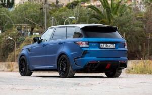 LARTE Design Range Rover Sport WINNER Monte Carlo Monaco 64
