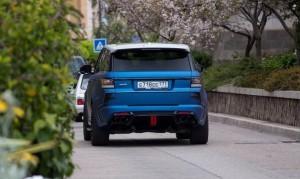 LARTE Design Range Rover Sport WINNER Monte Carlo Monaco 65