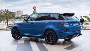 LARTE Design Range Rover Sport WINNER Monte Carlo Monaco 67
