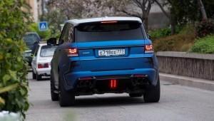 LARTE Design Range Rover Sport WINNER Monte Carlo Monaco 7
