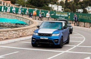 LARTE Design Range Rover Sport WINNER Monte Carlo Monaco 71