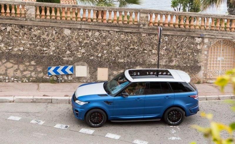 LARTE Design Range Rover Sport WINNER Monte Carlo Monaco 72