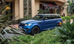 LARTE Design Range Rover Sport WINNER Monte Carlo Monaco 8