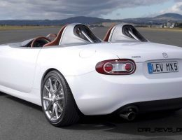Concept Flashback – 2009 Mazda MX-5 Superlight in 88 Photos!