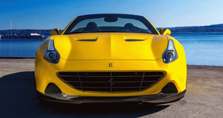 NOVITEC ROSSO Ferrari California Turbo 1