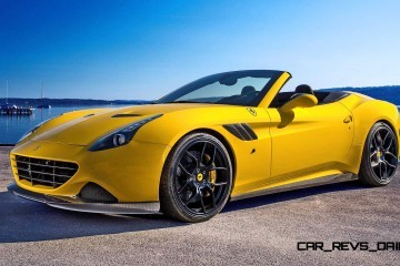 NOVITEC ROSSO Launches 3.3s, 201MPH Ferrari California Turbo Upgrades Catalog