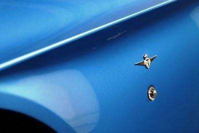 New LED Foglamps for 2015 Berlinetta Lusso by Touring SuperLeggera 1