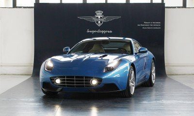 New LED Foglamps for 2015 Berlinetta Lusso by Touring SuperLeggera 8