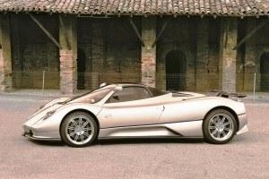 Pagani Roadster 3