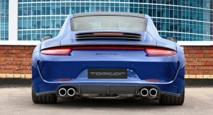 Porsche 991 Stinger by TopCar Now Available for All 911 Carrera Models and Bodystyles 12