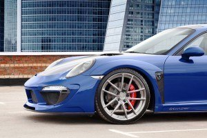 Porsche 991 Stinger by TopCar Now Available for All 911 Carrera Models and Bodystyles 13