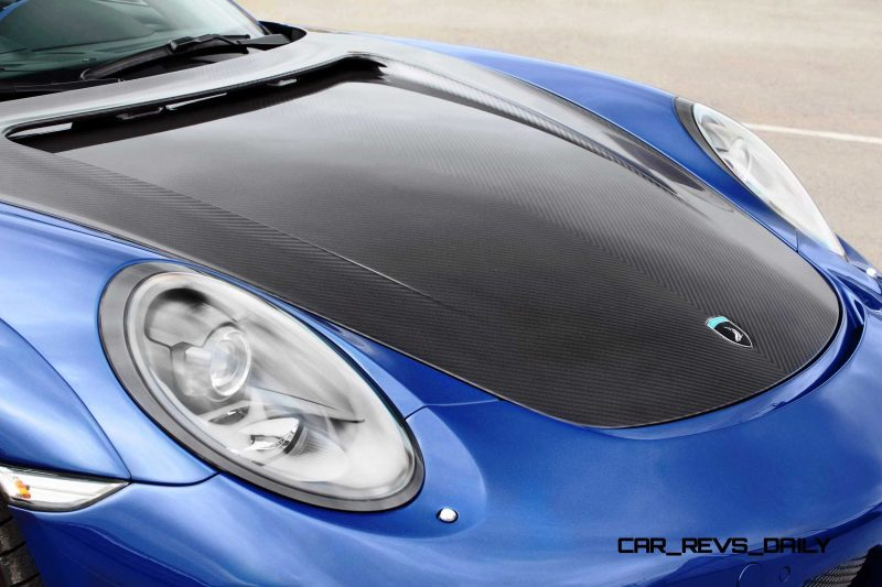 Porsche 991 Stinger by TopCar Now Available for All 911 Carrera Models and Bodystyles 15
