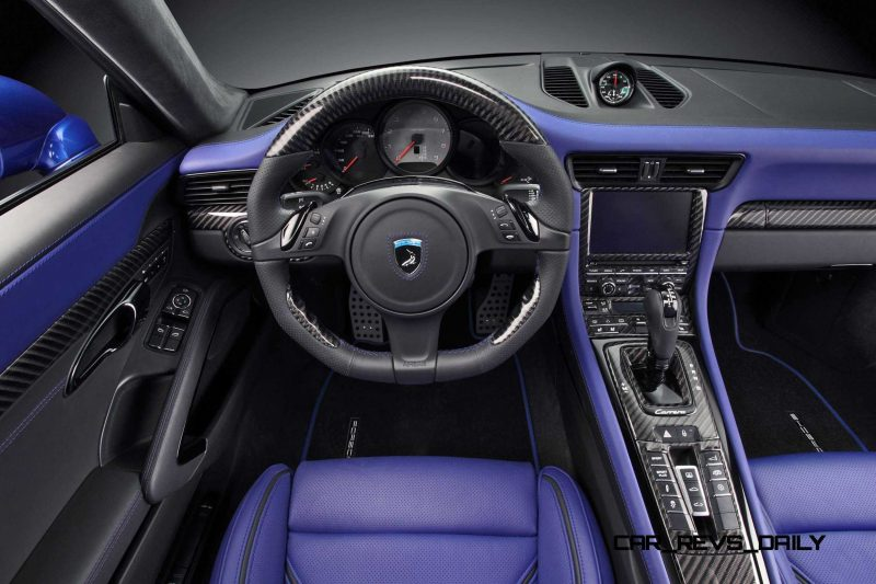Porsche 991 Stinger by TopCar Now Available for All 911 Carrera Models and Bodystyles 18