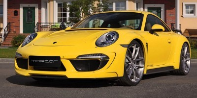 Porsche 991 Stinger by TopCar Now Available for All 911 Carrera Models and Bodystyles 27