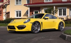 Porsche 991 Stinger by TopCar Now Available for All 911 Carrera Models and Bodystyles 28