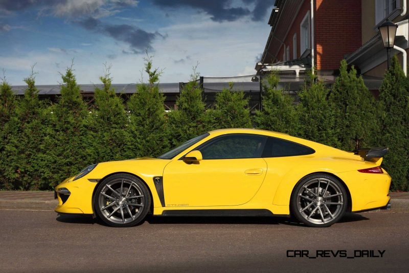 Porsche 991 Stinger by TopCar Now Available for All 911 Carrera Models and Bodystyles 31