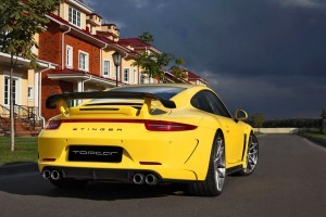 Porsche 991 Stinger by TopCar Now Available for All 911 Carrera Models and Bodystyles 32
