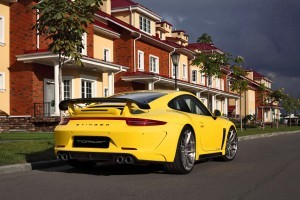 Porsche 991 Stinger by TopCar Now Available for All 911 Carrera Models and Bodystyles 33