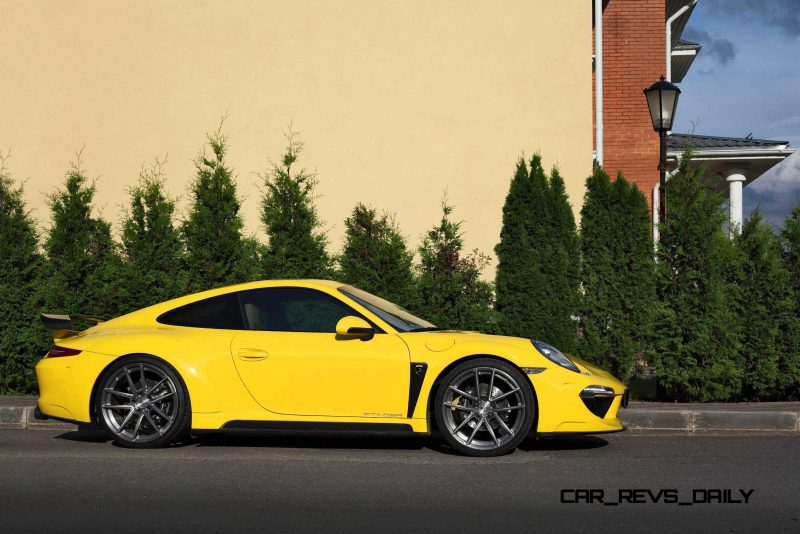 Porsche 991 Stinger by TopCar Now Available for All 911 Carrera Models and Bodystyles 34