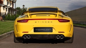 Porsche 991 Stinger by TopCar Now Available for All 911 Carrera Models and Bodystyles 39