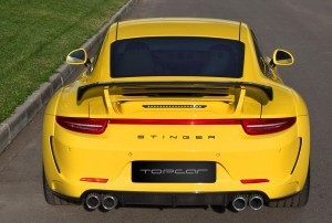 Porsche 991 Stinger by TopCar Now Available for All 911 Carrera Models and Bodystyles 40
