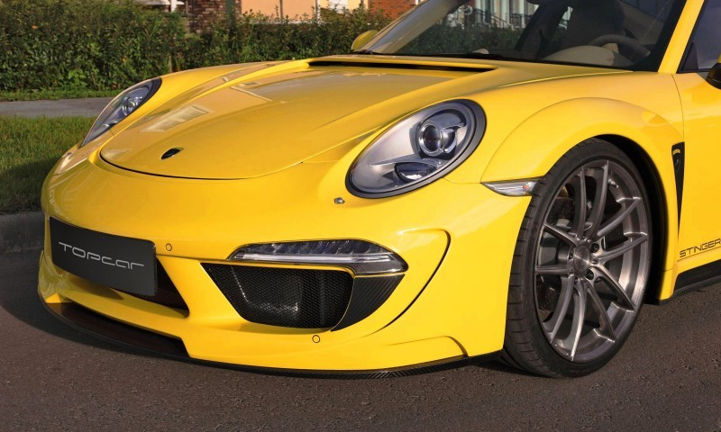 Porsche 991 Stinger by TopCar Now Available for All 911 Carrera Models and Bodystyles 44