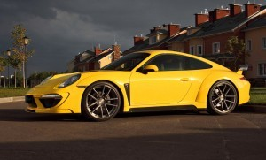 Porsche 991 Stinger by TopCar Now Available for All 911 Carrera Models and Bodystyles 46