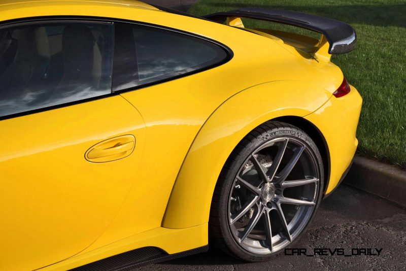 Porsche 991 Stinger by TopCar Now Available for All 911 Carrera Models and Bodystyles 47