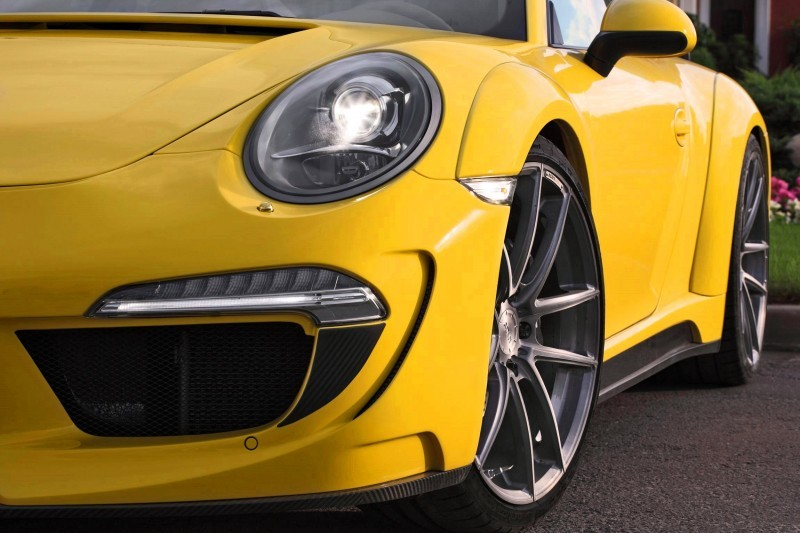 Porsche 991 Stinger by TopCar Now Available for All 911 Carrera Models and Bodystyles 48