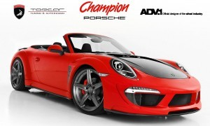 Porsche 991 Stinger by TopCar Now Available for All 911 Carrera Models and Bodystyles 58