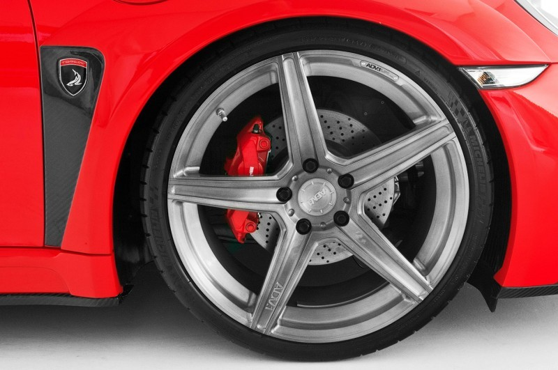Porsche 991 Stinger by TopCar Now Available for All 911 Carrera Models and Bodystyles 64
