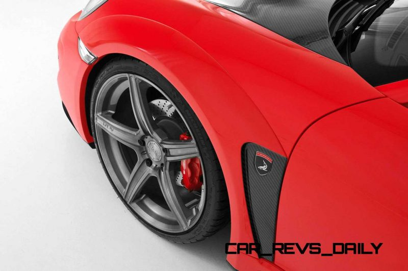 Porsche 991 Stinger by TopCar Now Available for All 911 Carrera Models and Bodystyles 66