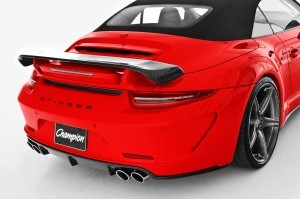 Porsche 991 Stinger by TopCar Now Available for All 911 Carrera Models and Bodystyles 72