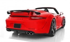 Porsche 991 Stinger by TopCar Now Available for All 911 Carrera Models and Bodystyles 73
