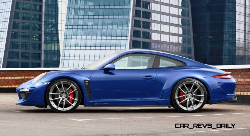 Porsche 991 Stinger by TopCar Now Available for All 911 Carrera Models and Bodystyles 8