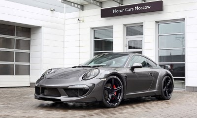 Porsche 991 Stinger by TopCar Now Available for All 911 Carrera Models and Bodystyles 87