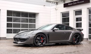 Porsche 991 Stinger by TopCar Now Available for All 911 Carrera Models and Bodystyles 88