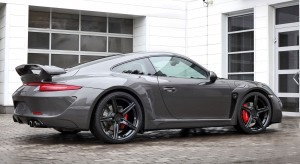 Porsche 991 Stinger by TopCar Now Available for All 911 Carrera Models and Bodystyles 92