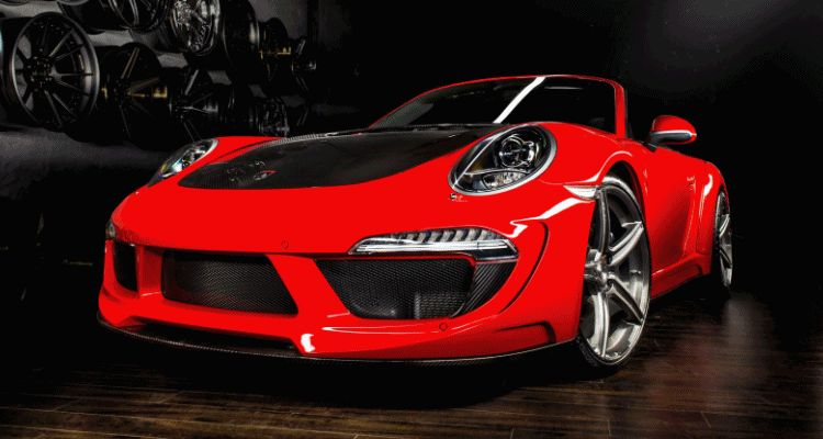 Porsche 991 Stinger by TopCar Now Available for All 911 Carrera Models and Bodystyles
