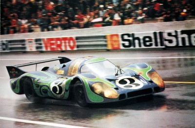 Porsche LeMans Retrospective 13